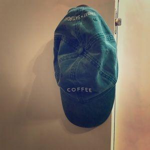 "Accessories - Women's ""coffee"" baseball hat"